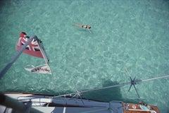 'Swimming In Bermuda' Slim Aarons Estate Edition