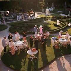 'Garden Party' Miami 1970 (Estate Stamped Edition)