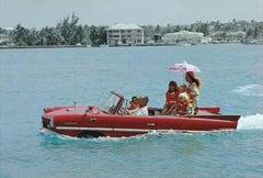 'Sea Drive'  Slim Aarons Estate Edition