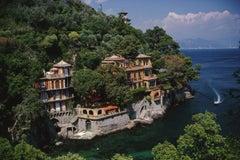 'Portofino'  Slim Aarons Estate Edition