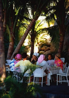 'Oberon's Lunch' Acapulco (Slim Aarons Estate Edition)