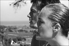 'La Piscine' Alan Delon & Romy Schneider 1969