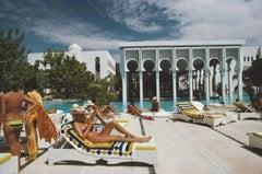 (Slim Aarons Estate Edition)  'Armando's Beach Club'