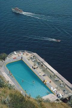'Belvedere Pool'   (Slim Aarons Estate Edition)