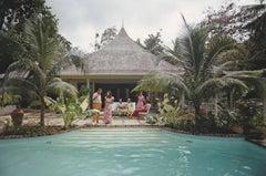 'Ocho Rios Jamaica'  *new*  (Slim Aarons Estate Edition)