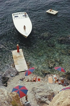 'Coming Ashore'  (Slim Aarons Estate Edition)