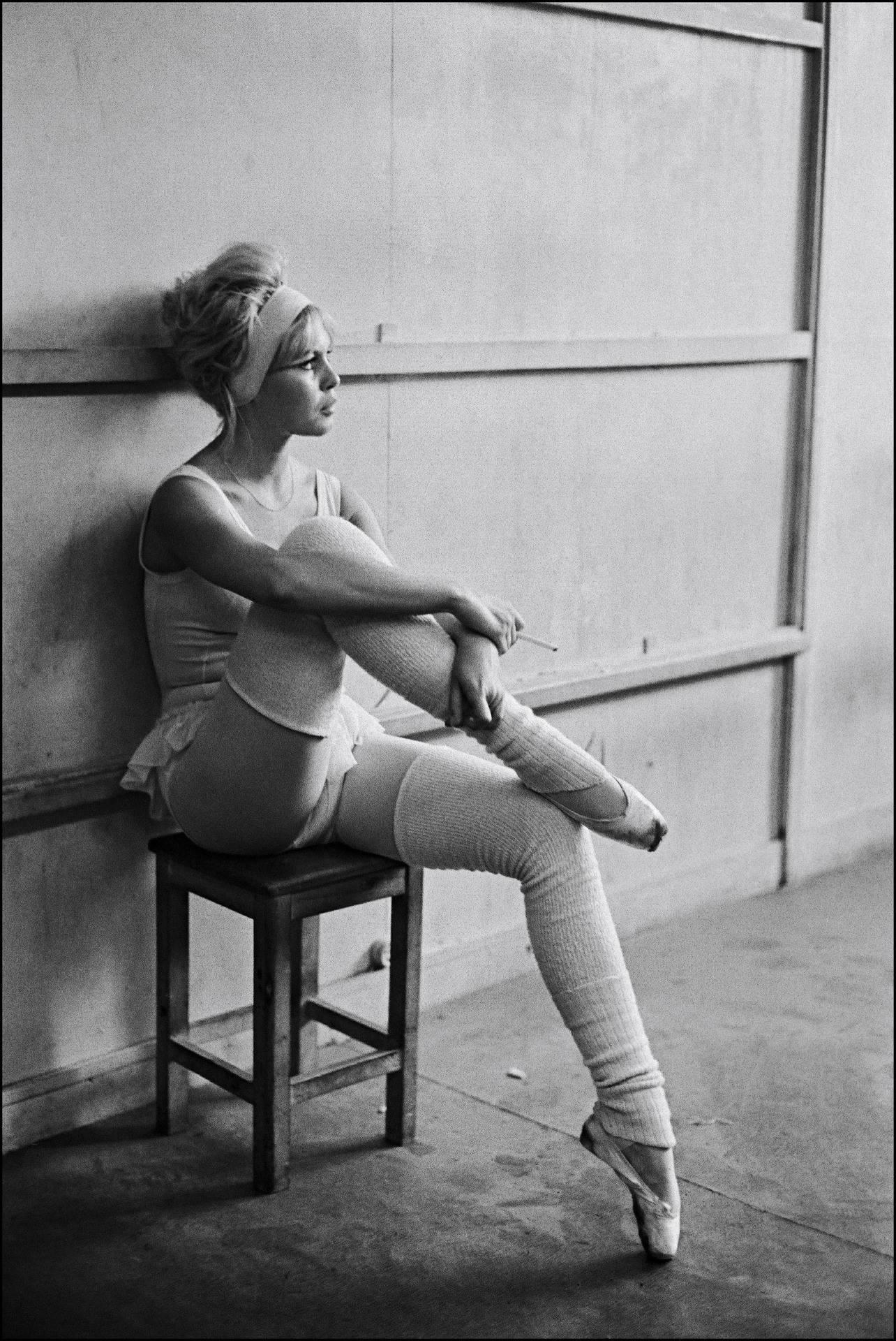 'Private Dancer' Brigitte Bardot 20th century black and white photography