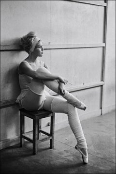 'Private Dancer' Brigitte Bardot 20th century black and white photography