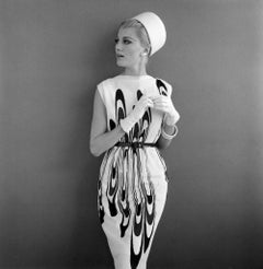'Cocktail Dress' Limited Edition silver gelatin print V&A Portfolio