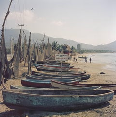 'Fishing Boats'   Slim Aarons Estate Edition