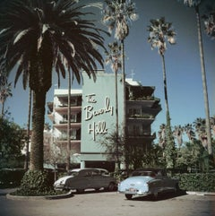 'Beverly Hills Hotel' 1957 ( Slim Aarons Estate Edition)