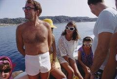 'Celebrity Cruise' Costa Smeralda (Slim Aarons Estate Edition)