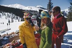 'Snowmasss Village' Colorado (Slim Aarons Estate Edition)