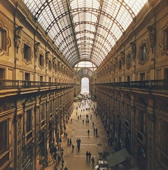 ' Galleria Vittorio Emanuele II '  (SLIM AARONS Estate Edition)