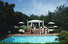 'California Garden Party'  Limited Slim Aarons Estate Edition