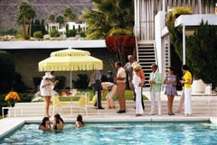 'Poolside Party' Palm Springs (Slim Aarons Estate Edition)