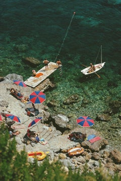 Porto Ercole - Italy - Slim Aarons 20th century colour photography