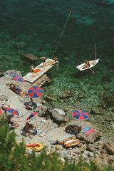 'Porto Ercole' Italy 1973  (Slim Aarons Estate Edition)