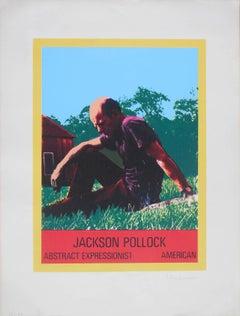 Pop Art Jackson Pollock Serigraph, 1968
