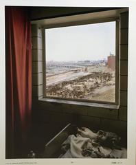 View Fr. Bedroom, Robert Taylor Homes, Large Scale Chicago Color Photograph