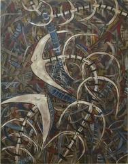 Cuban Artist Emilio Martinez Untitled 1