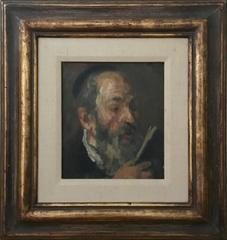 Rabbi, Judaica Portrait
