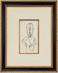 Max Beckmann, Portrait