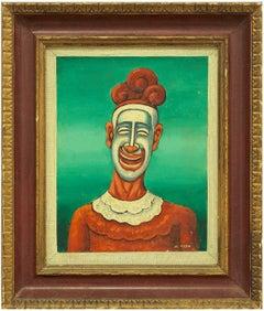 The Clown N.2 (In Green)