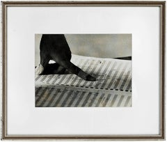 "Vintage Magnum Silver gelatin photograph ""George Balanchine"" for LOOK Magazine"
