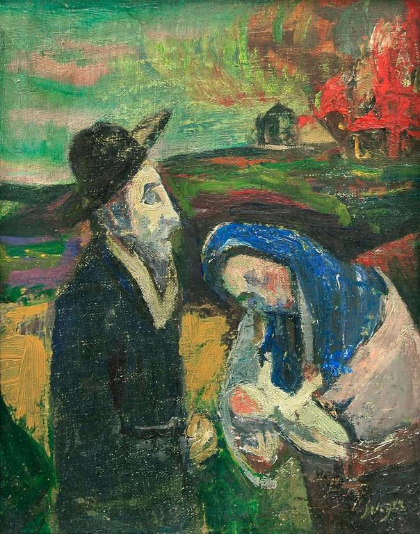 Image result for Jewish Refugee Paintings