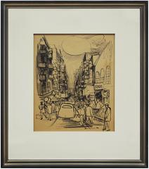 """ORCHARD STREET"" LOWER EAST SIDE TENEMANTS, NY"