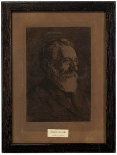 Portrait of Professor Rabbi Abraham Berliner