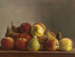 Untitled (Still Life of Pears and Apples)