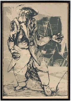Man from the Shtetl (Sholem Aleichem)