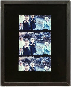 You (Five Children) Vintage Cibachrome Print