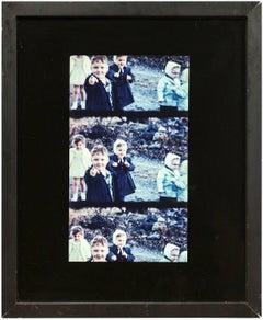 You (Five Children) Vintage Cibachrome Print