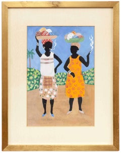 Women with Baskets