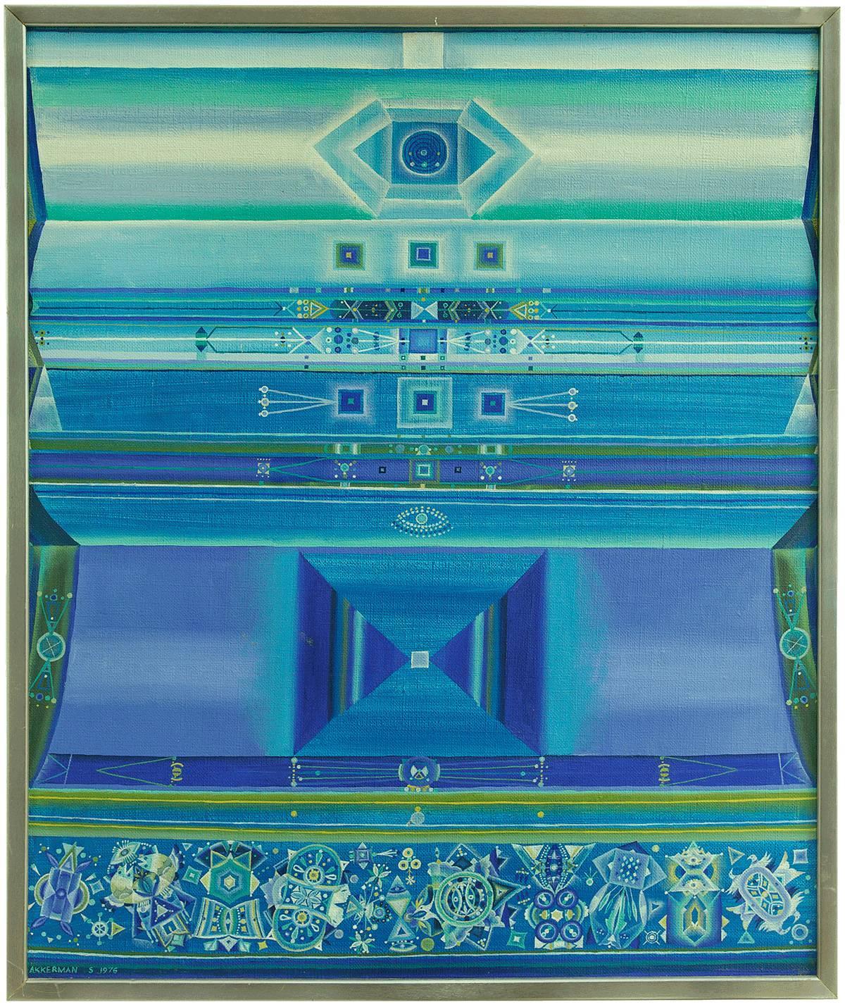 Celestial Fields Post Soviet Avant Garde Russian Israeli Art, Leviathan Group