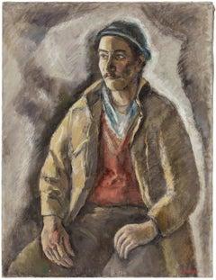 Portrait of Working Class Man