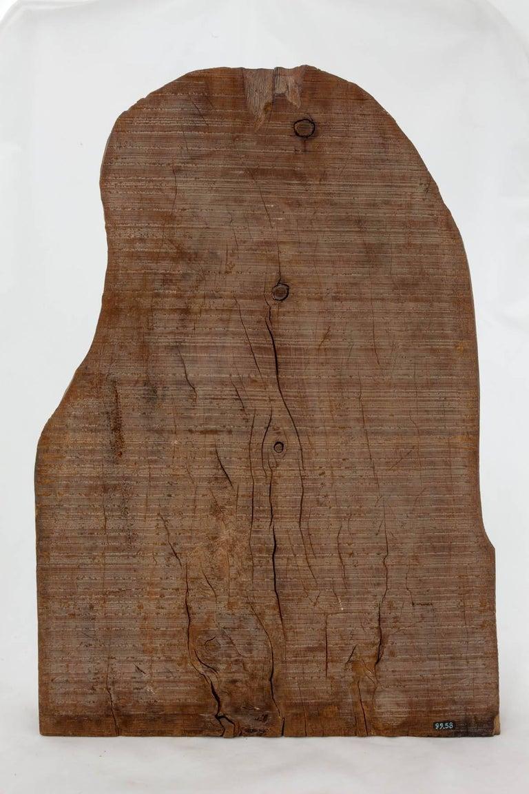 Rare Chaim Goldberg Kaszmirez Polish Holocaust Memorial Sculpture Spertus Museum For Sale 2