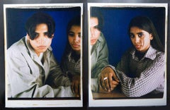 Large Format Polaroid Portraits African American Artist Dawoud Bey