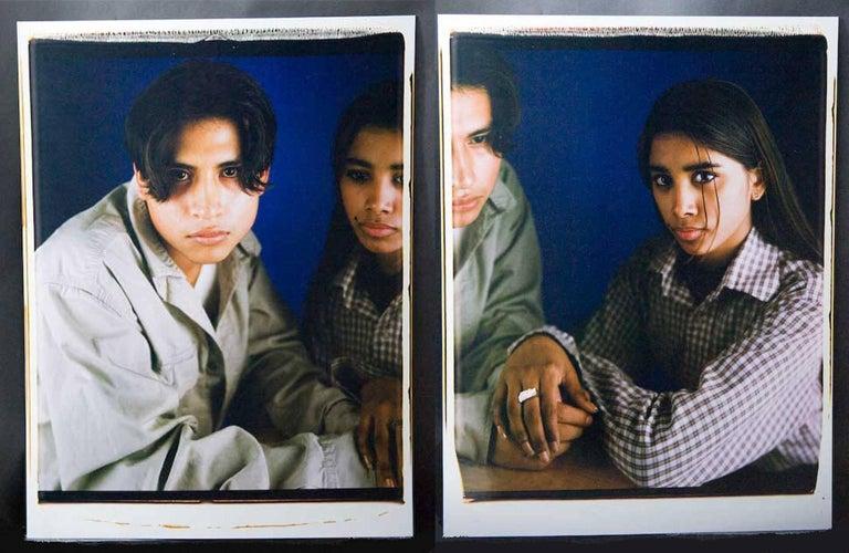 Large Format Polaroid Portraits African American Artist Dawoud Bey