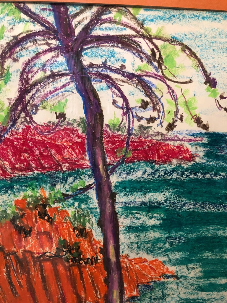 Armand Nakache was the foremost champion of Expressionism in France, an area unfairly shunned by a society more attracted to the charms of classical painting, Impressionism, Post-Impressionism public or even the mysteries of Cubism .  He opted for