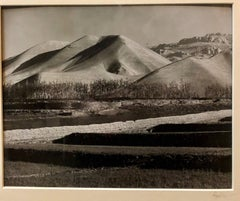 1976 Near Bamiyan Afghanistan Vintage Silver Gelatin Print Photograph Signed