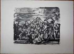 Babi Yar (Judaica Holocaust Scene)
