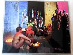 Untitled (Procession), 1998, rare cibachrome proof print