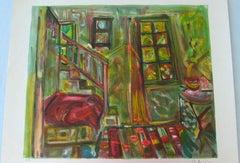 Atelier Interior, Lithograph