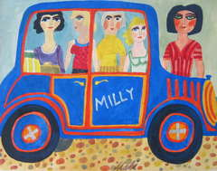 Milly (and her girlfriends)