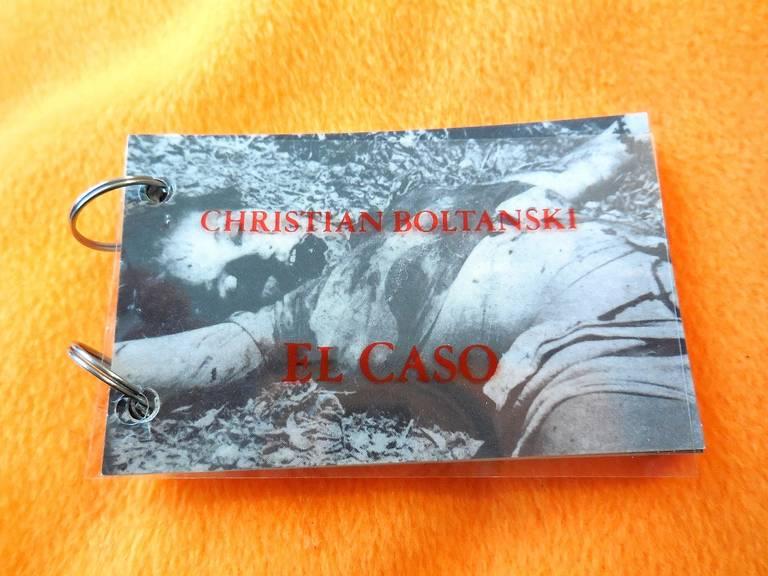 Christian Boltanski Figurative Photograph - El Caso