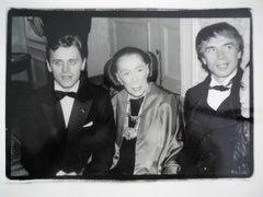 Martha Graham, Mikhail Baryshnikov, Rudolf Nureyev